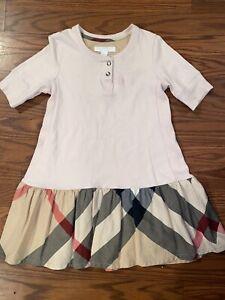 Burberry 4y Dress