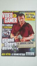 Magazine VIDEO GAMER N°9 - Septembre 2013 - GRAND THEFT AUTO 5 JEUX RETRO