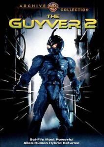 THE GUYVER 2: DARK HERO NEW DVD