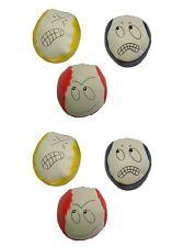 2 x Set of Three UK Innovative Juggling Balls Learn To Juggle Circus Toys