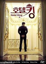Hotel King Korean Drama (8DVDs) Excellent English & Quality-Box Set!