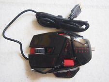 Mad Catz Cyborg RAT7 Dual Laser Gaming Mouse 6400 dpi for PC Mac mouse only