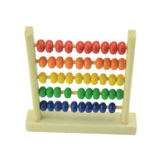 Small Abacus Educational Toy for Kids Children's Wooden Early Learning Toy Gifts