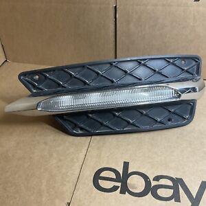 12-15 Mercedes W204 C250 AMG RH  Side LED Daytime Running Light Fog Lamp OEM