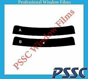 PSSC Pre Cut SunStrip Car Auto Window Tint Films DACIA Sandero 5 Door 2008-2012