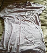 Peacocks Slim Fit T Shirt xs lilac