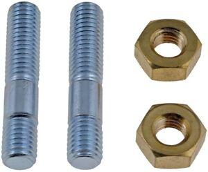 Exhaust Flange Stud and Nut Front Dorman 03104