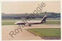 Colour print of Translift Airbus A320 N444RX at Manchester in 1994