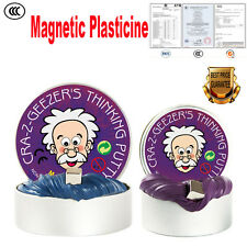Creative Magnetic Silly Strong Magnet Kids Education Crazy Thinking Putty Toy