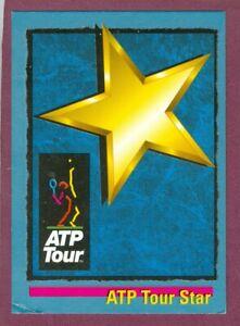 1995 ATP TOUR STAR TENNIS CARDS SEE LIST