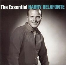 The Essential Harry Belafonte by Harry Belafonte (CD, Oct-2005, 2 Discs, RCA Legacy)