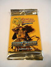 Legend of the Five Rings DIAMOND EDITION Enemy of my Enemy TCG!!  Sealed Pack!!