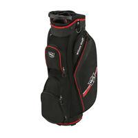 Wilson Staff Lite II Golfbag Trolley Cart Bag Golftasche schwarz/rot