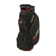 Wilson Donna Prostaff Borsa da Golf Trolley Cart Nero Turchese 14 Scomparto