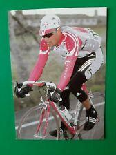CYCLISME carte cycliste BJARNE RIIS  équipe DEUTSCHE TELEKOM 1999