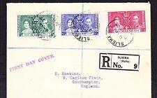 Used George VI (1936-1952) Maltese Stamps