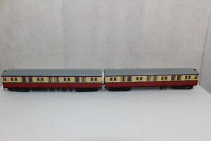 zx4109, RAR 2-teilige LIMA 475 605-2 & 875 605-6 S-Bahn Berlin GmbH TOP 1:87 H0