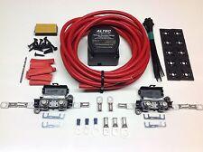 3mtr ocio la carga de batería sistema M-power Voltaje sentido relé 110amp Cable
