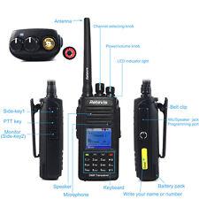 GPS DMR Digital walkie-talkie Retevis 5W UHF 1000CH e PMR446 radio bidirezionale