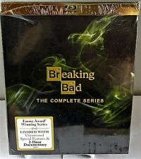 Breaking Bad:  The Complete Series (Blu-Ray + UltraViolet) 16 Disc Set June/2014