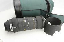 Sigma APO 50-500mm f/4-6.3 HSM , f. Canon EF