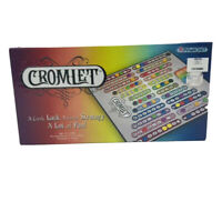 Cromlet Game Luck and Strategy Ages 8+ 2007
