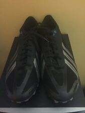 Adidas Sprintstar IV Black & Gray Mesh Men's Size 14 No Tool Included