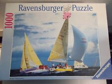 Ravensburger-Puzzle 'Regatta',1000 Teile, No. 158768,  #SO-146