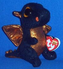"""TY BEANIE BOOS - MERLIN the 6"""" DRAGON - MINT with MINT TAG (WALGREENS EXCLUSIVE)"""