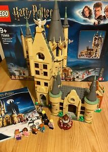 LEGO Harry Potter Hogwarts Astronomy Tower 75969 COMPLETE w/Box & Instructions