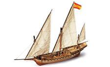 Occre Cazador Xebec 1:60 Scale Wood Model Ship Kit 14002