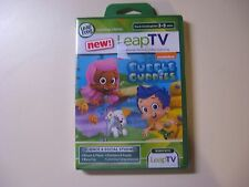 BUBBLE GUPPIES LEAP FROG LEAP TV EDUCATIONAL ACTIVE VIDEO GAMING-NEW IN PACKAGE