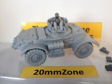 Early War 20mm (1/72) British T-17E2 Staghound AA