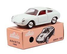 Fiat Abarth 1000 1962 Sol1001241 Échelle1/43 Solido