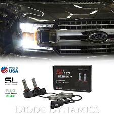 9005 SL1 LED Headlight / Fog Light Lamp Bulb 6000K 1630LM Cool White PAIR