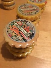 12 PCS Yankee Candle Tarts Wax Potpourri Melts Vintage Sealed Christmas Cookie