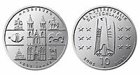 46472] 10 EURO - 1200 Jahre Magdeburg - 2005 PP