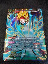 DRAGONBALL SUPER CARD GAME DESPERATE WARRIOR SUPER SAIYAN BARDOCK MIN BT3-084 SR