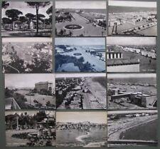 ROMAGNA. CERVIA. Dodici cartoline (11 viaggiate 1957-62). Buona conservazione.