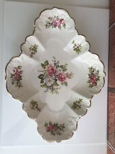 Harmony Rose Old Foley Vintage Dish