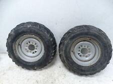 2003 Arctic Cat 400 4x4 Goodyear 25x8-12 Tires Rims