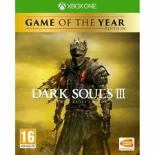 Dark Souls III 3 GOTY The Fire Fades Edition - XBOX ONE neuf sous blister VF