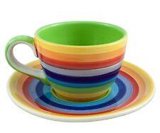 Tea Cup & Saucer Set