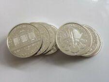 Lot de 1/5/10/20 pièces Argent 1,5 Euros PHILARMONIQUE de VIENNE 1 OZ silver