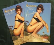 """""""AVENGELYNE SWIMSUIT"""" MAXIMUM PRESS SPECIAL ED. #1 / SIGNED / AND #1 issue"""