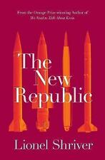 Shriver, Lionel, The New Republic, Very Good Book