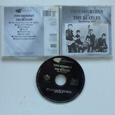 CD TONY SHERIDAN and THE BEATLES Hamburg 1961  QSCD 6006