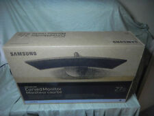 "Samsung  CF591 Series 27"" LED-LCD Curved Monitor With Built-In- Stereo Speakers"
