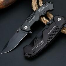 Folding 57hrc Tactical Survival Hunting Camping Outdoor Blade Tool Knives