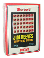 Jim Reeves Something Special RCA 8-Track Tapes Audio Cassette